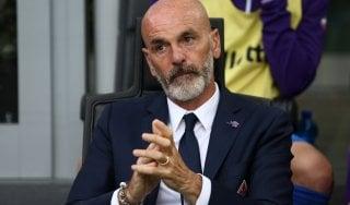 """Fiorentina, Pioli: """"Tanti psicologi parlano, ma non sanno cosa stiamo passando"""""""