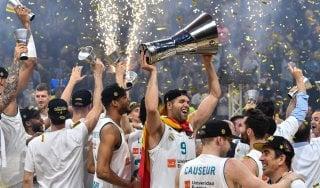 Basket, Eurolega al Real Madrid. Al Fenerbahce non basta un grande Melli