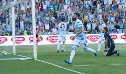 Antenucci firma la festa La Sampdoria non punge: 3-1
