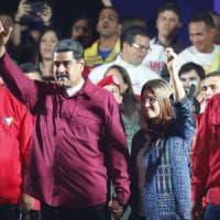 Venezuela, Maduro rieletto con quasi 6 milioni di voti
