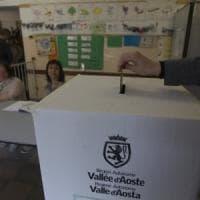 Valle d'Aosta, al via lo scrutinio per le regionali