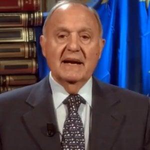 """Paolo Savona, l'economista candidato al Tesoro: """"L'euro? Un cappio per l'Italia"""""""