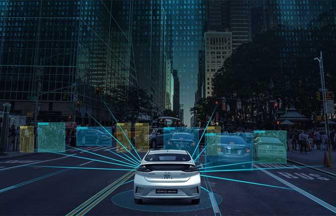 La guida autonoma secondo Hyundai