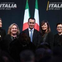 """Nuovo governo, i tecnici della squadra di Di Maio presentati a Roma e """"rottamati"""" prima..."""
