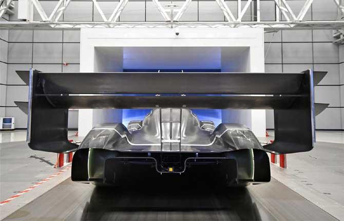 Volkswagen, quando l'aerodinamica è tutto