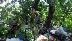 Asti, una Terra dei fuochi con 100 tonnellate di rifiuti sul sito Unesco della passeggiata del Barbera