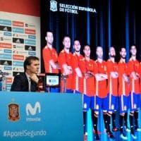 Mondiale, Spagna; le scelte di Lopetegui: fuori a sorpresa Morata, Reina unico