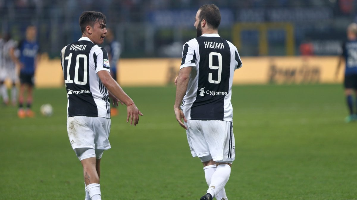 Il settimo scudetto consecutivo della Juventus, il Napoli secondo con
