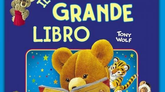 È morto l'illustratore Tony Wolf: autore di libri per bambini, diede il volto a Pandi e Le storie del bosco