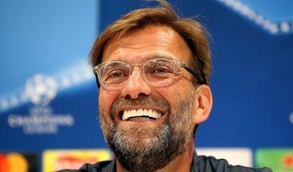 Liverpool, Klopp ama sognare: \