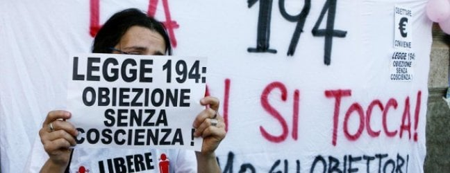 """Aborto, la legge 194 compie quarant'anni. """"Resta il problema dell'obiezione di coscienza"""""""
