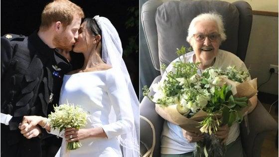 Royal wedding, Harry e Meghan regalano i fiori all'ospizio St. Joseph di Londra