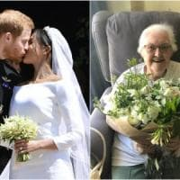 Royal wedding, Harry e Meghan regalano i fiori all'ospizio St. Joseph di Londra