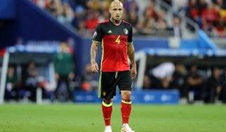 """Nainggolan si sfoga: """"Ct Belgio ha avuto paura, mi ha tolto un sogno"""""""