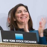 Borsa di New York: arriva la prima donna al timone in 226 anni di storia
