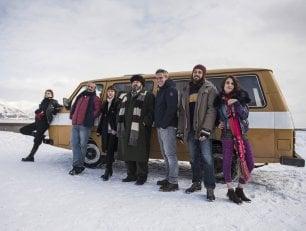 'Hotel Gagarin', il sogno del cinema per la felicità