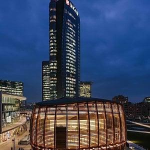 Coima compra il Pavilion di Unicredit per 45 milioni