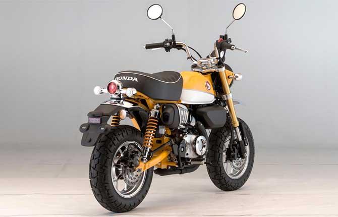 Honda Monkey 125, a volte ritornano