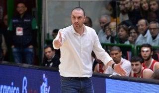 Basket, Sassari riparte da Esposito: ''Sempre grato a Pistoia, ora inizia nuovo ciclo''