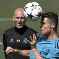 Champions, Zidane: ''Il Real è affamato, vogliamo vincere sempre e tutto''