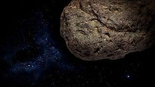 """Un asteroide venuto da lontano. """"Straniero nel Sistema solare''"""