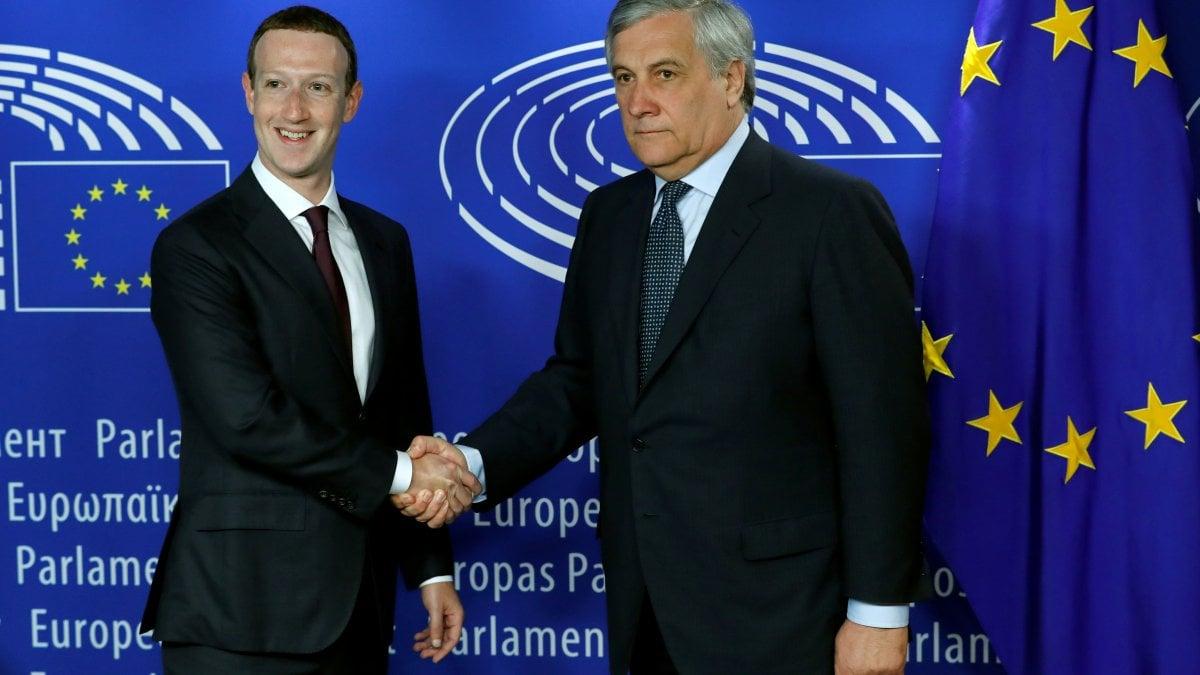 DOPO lo scandalo CambridgeAnalytica, il Parlamento europeo ha invitato il
