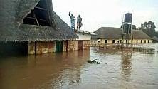 Le inondazioni,  le vittime  e le devastazioni provocate  dal ciclone Sagar