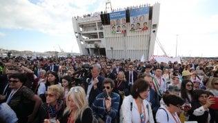 Il giorno di Falcone: approda Nave legalità con mille ragazzi