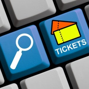 Secondary ticketing: al via le multe per i siti che usano bot