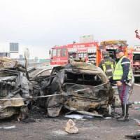 Vicenza, tragedia sulla A31: 4 vittime in due incidenti consecutivi. Morti padre e figlia