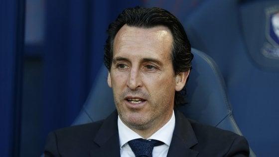 Arsenal, Emery è il nuovo allenatore: ''Arrivo con grandi ambizioni''