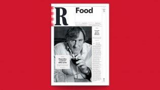Rfood, Gérard Depardieu e i piaceri della carne