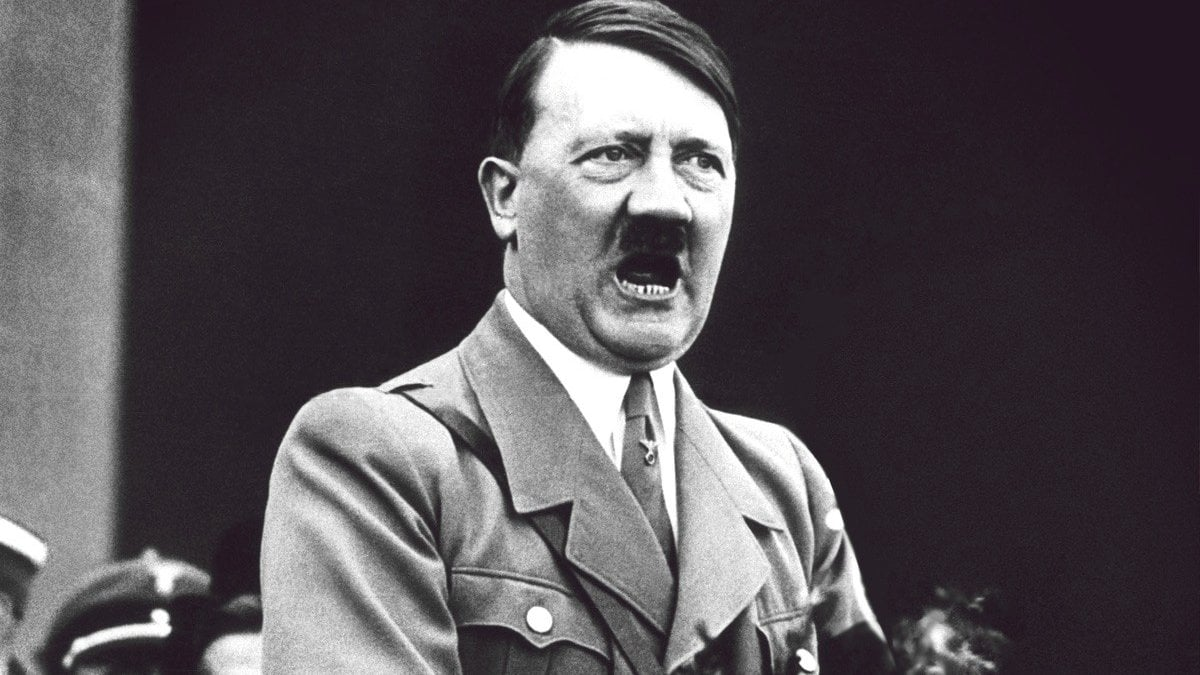 ADOLF Hitler morì nel 1945 e probabilmente era vegetariano. Sono