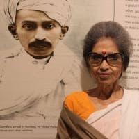Maxxi, Tara Gandhi per la Gornata Internazionale del Perdono
