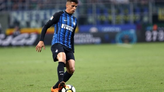 Valencia, nessuno sconto all'Inter per Cancelo: