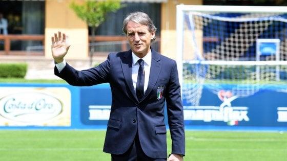 Nazionale, definito lo staff di Mancini: Gregucci, Salsano e Evani i vice