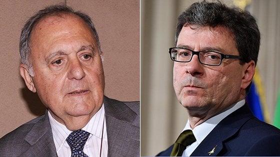 Totoministri,  scontro su Paolo Savona all'Economia. E spunta il nome di Giorgetti