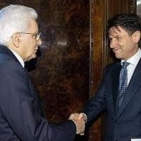 Governo, il discorso di Conte riscritto dopo l'incontro con Mattarella