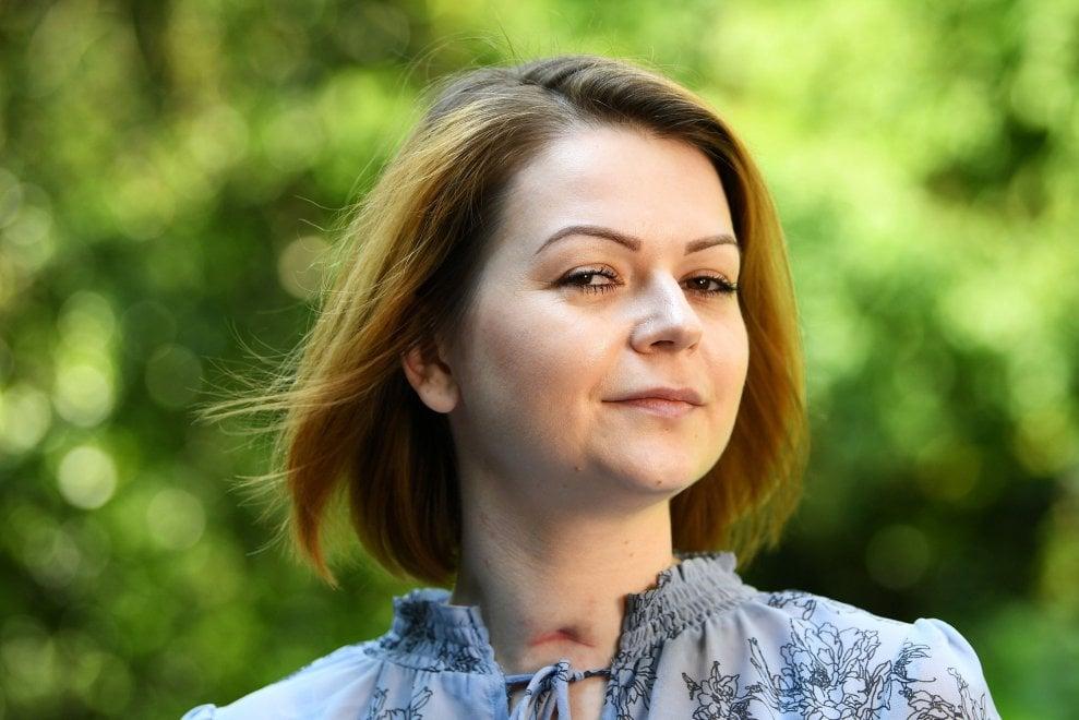"""Il ritorno di Yulia Skripal: """"Sono ancora viva e un giorno tornerò in Russia"""""""