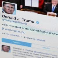 """Usa, giudice: """"Trump non può bloccare chi lo critica su Twitter"""""""