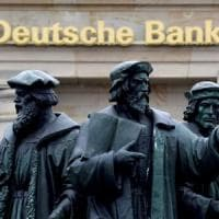 Deutsche Bank, i tagli saranno 7mila. La scure sull'attività di trading