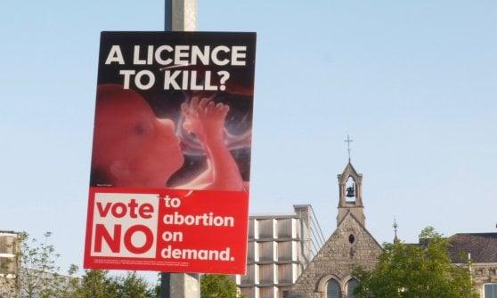 Aborto, l'Irlanda dice sì con il 68%