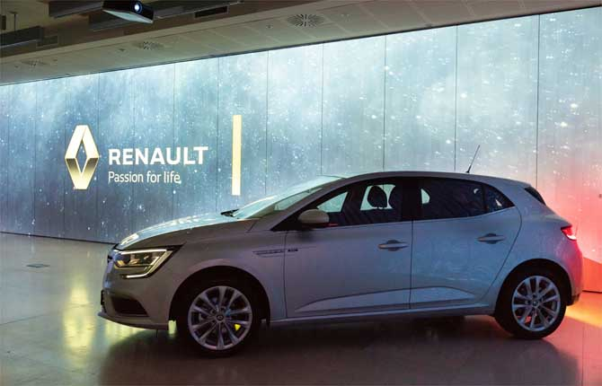 Renault Megane, ora c'è anche la versione Duel