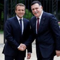 Libia, il piano Macron in 13 punti: dal percorso verso elezioni, all'unificazione di...