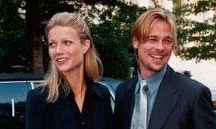 """Gwyneth Paltrow ricorda: """"Brad Pitt mi difese da Weinstein minacciandolo"""""""
