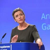 """Mps, Vestager avverte: """"Ricapitalizzazione temporanea, lo Stato dovrà uscire"""""""