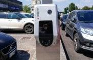 Idea Jaguar Land Rover: l'auto elettrica si ricarica in concessionaria