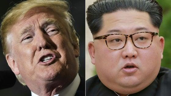 Corea del Nord, Trump cancella il summit di Singapore. Nella notte la Corea del Nord apre uno spiraglio