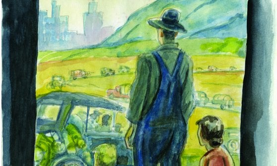 "Peter Kuper: ""Penso a Kafka e dimentico Donald Trump"""