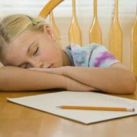 Quella stanchezza continua anche nei bambini